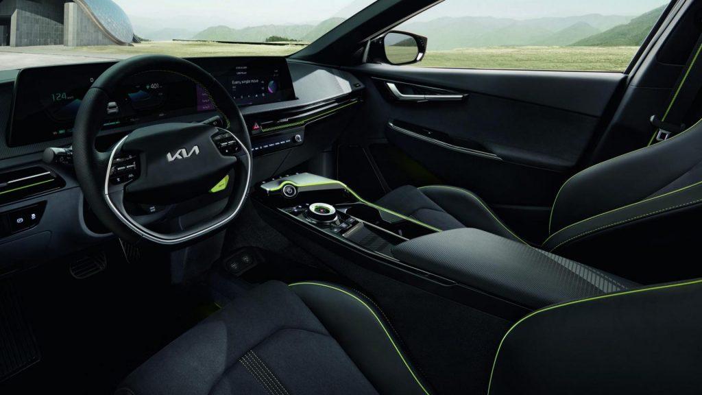 Kia EV6 Interieur